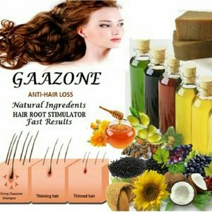 Hair Loss Treatm 2 Shampoo Bars Seven Oils OrganicBoutique for sale